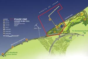Woodlands Waterfront Map - URA